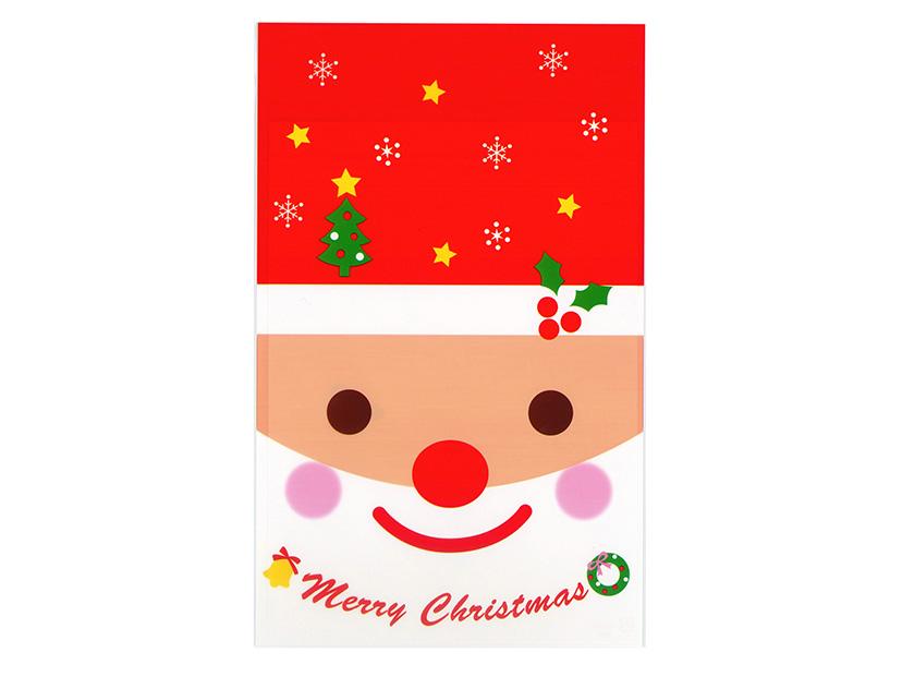 クリスマス ラッピングパックL(メリーサンタ)