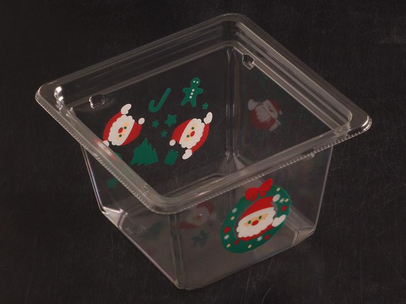 クリスマス クリーンカップキューブ 13-80B クリスマス
