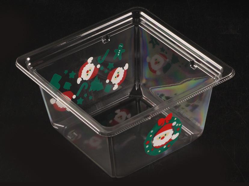 クリスマス クリーンカップキューブ 15-80B クリスマス