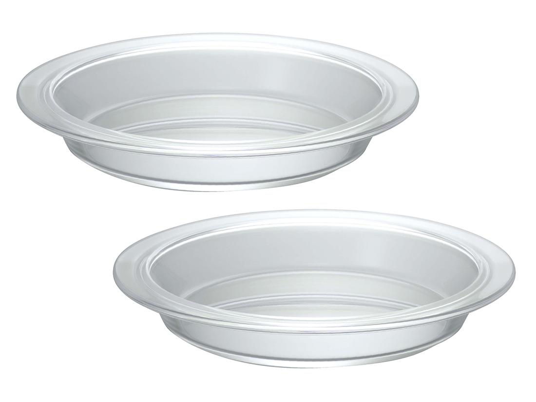 HARIO 耐熱パイ皿(2枚セット)