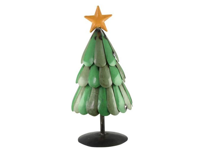 クリスマス アイロンツリーS