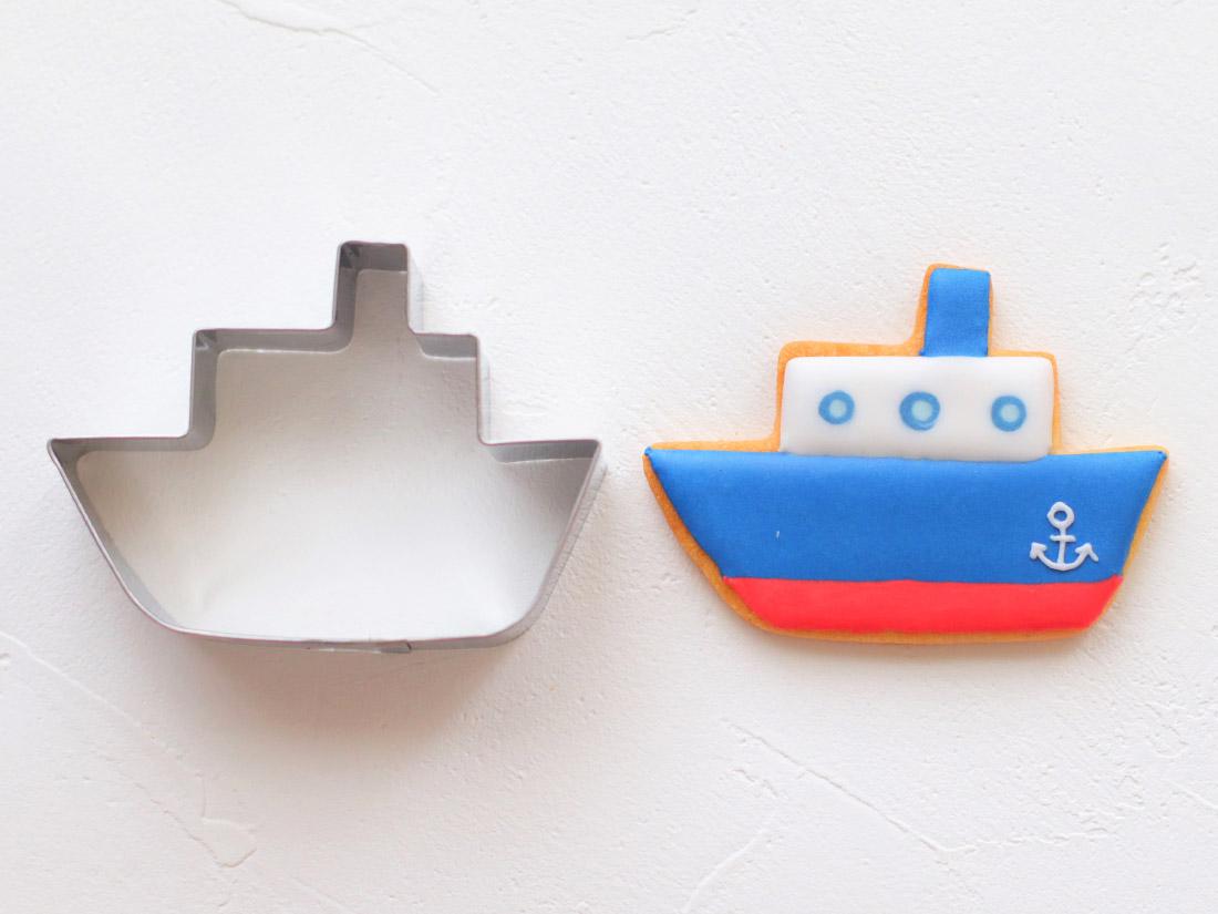 cotta マリンクッキー型 船