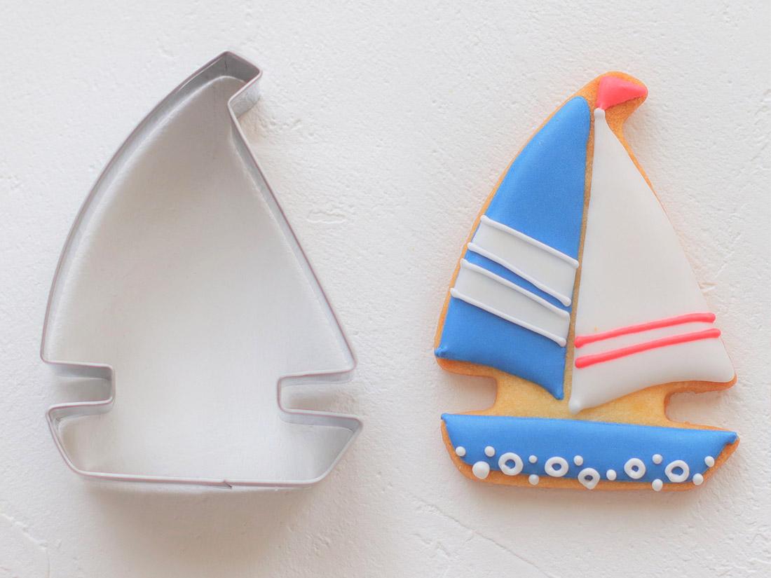 cotta マリンクッキー型 ヨット