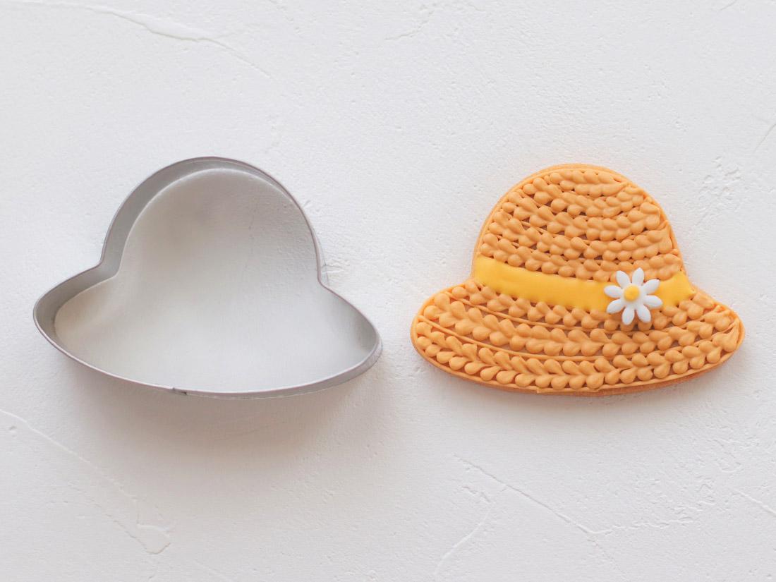 cotta マリンクッキー型 麦わら帽子