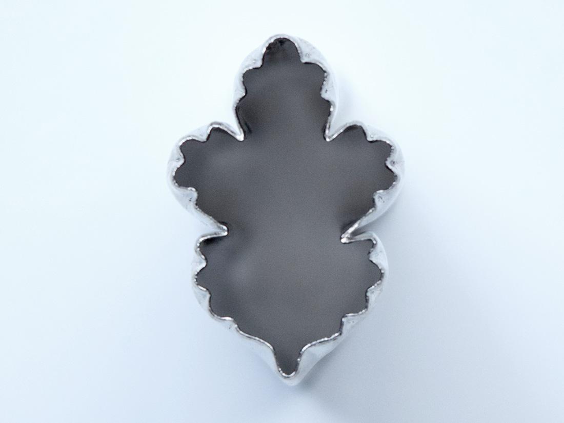 和菓子用 抜型菊の葉25mm
