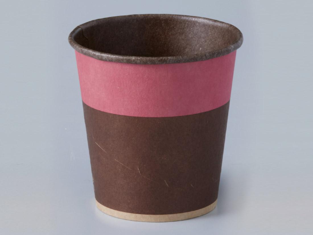 プチケーキカップ(ツートンピーチ)