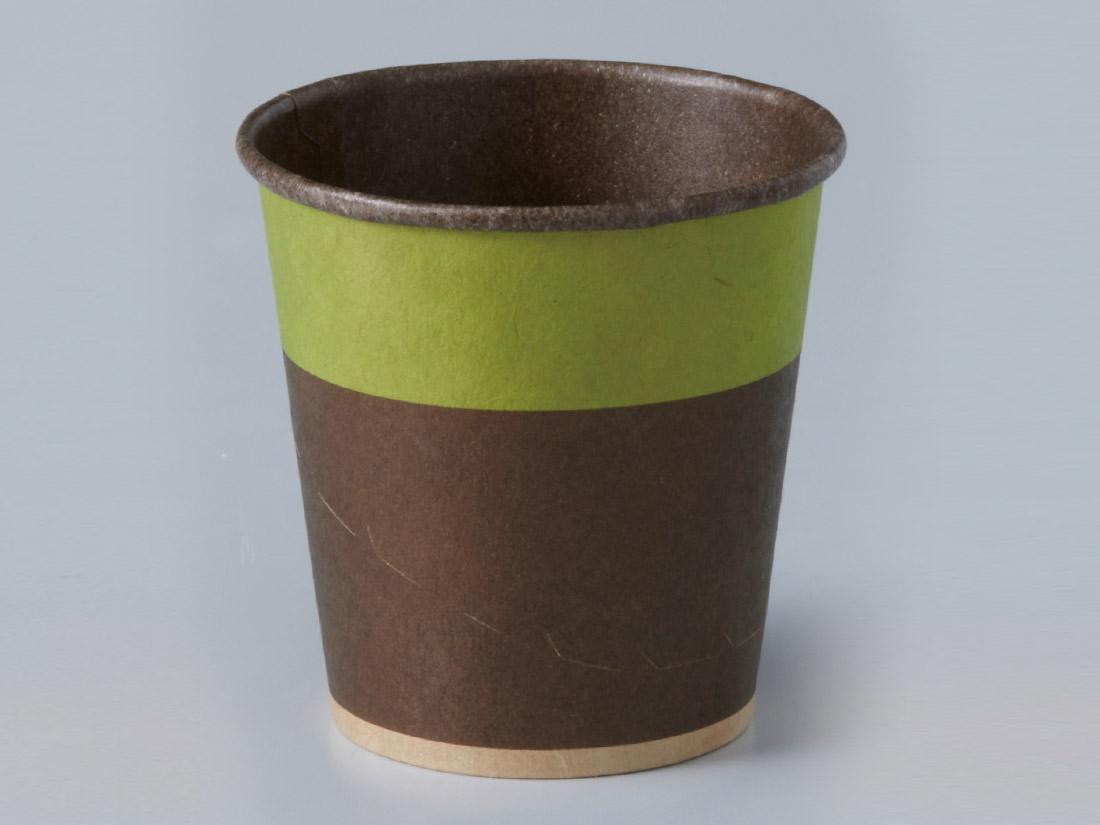 プチケーキカップ(ツートンリーフ)