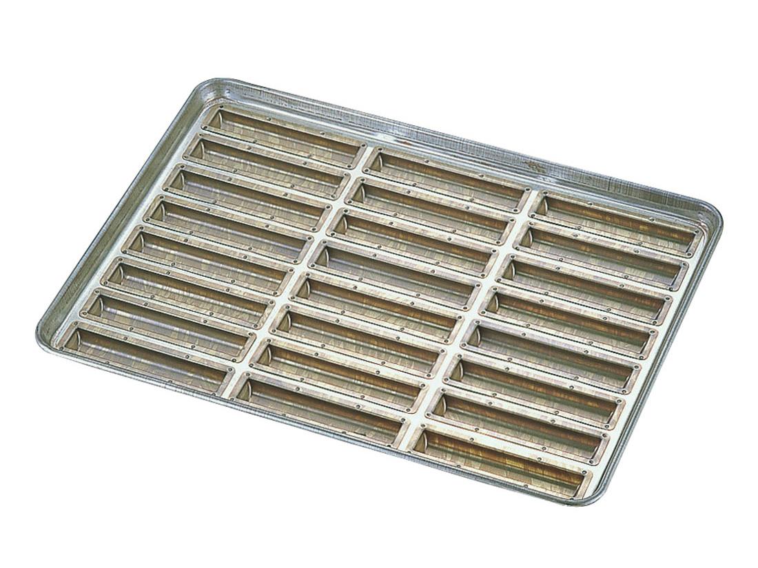 千代田金属 シリコン加工 ラフト型天板 (24ヶ取)