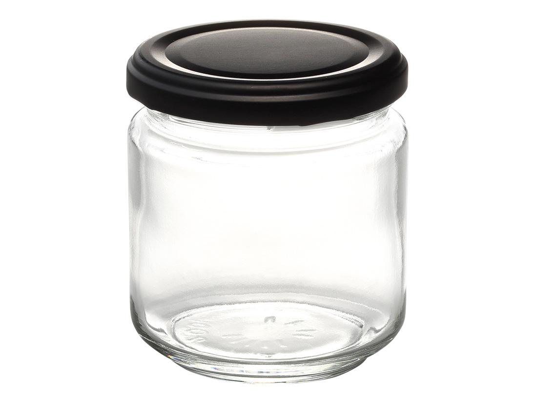 ガラス瓶 ジャム200L(本体のみ)