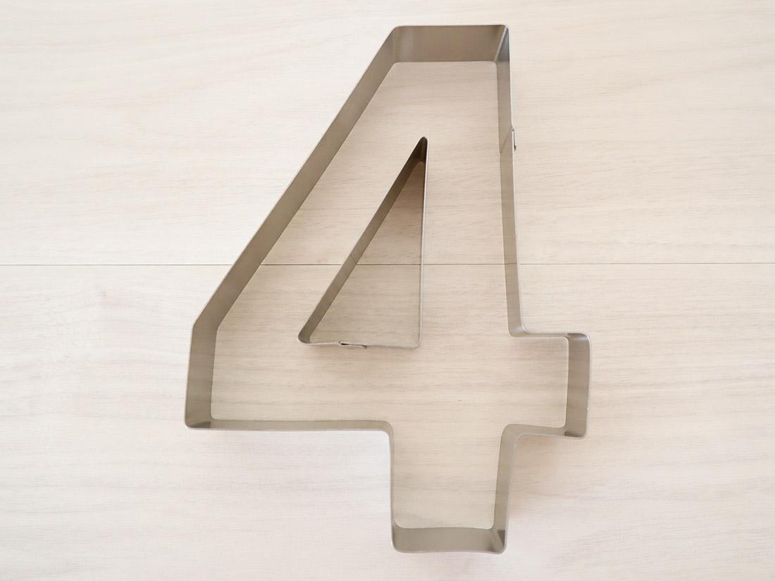 数字セルクル 4