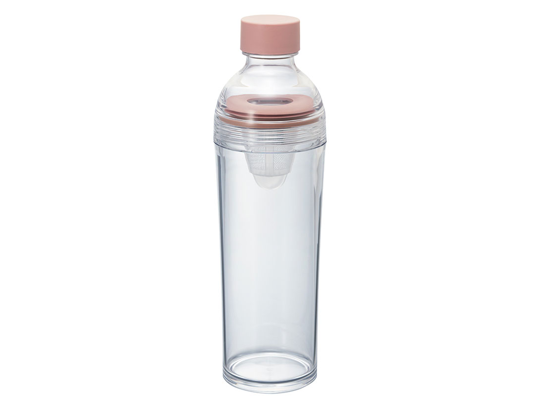 HARIO フィルターインボトル・ポータブル スモーキーピンク
