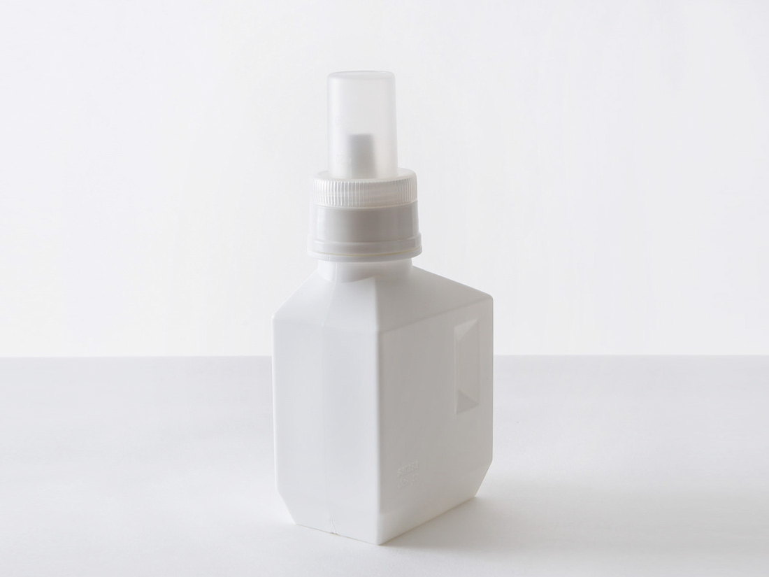 b2c ランドリーボトル S 500ml ホワイト