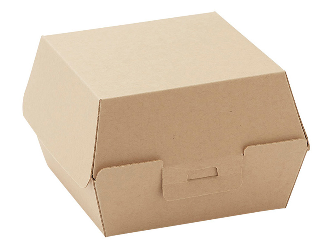 ネオクラフト バーガーBOX L