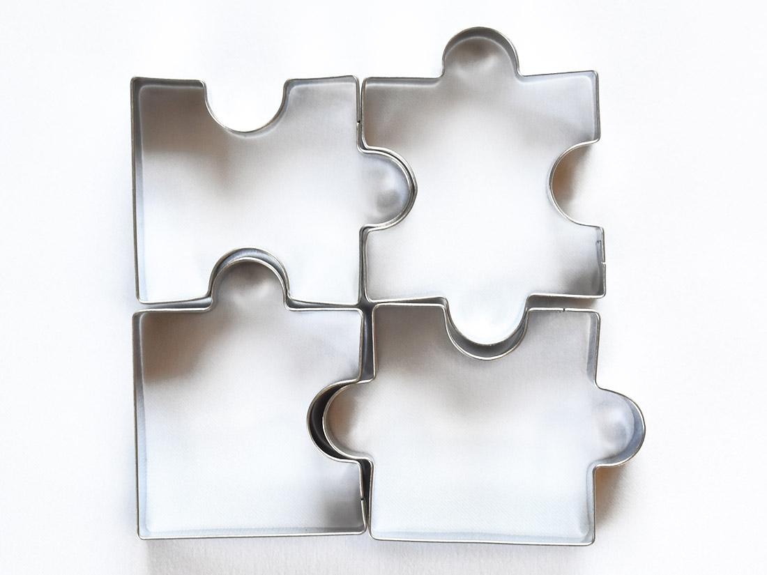 クッキー型 パズル