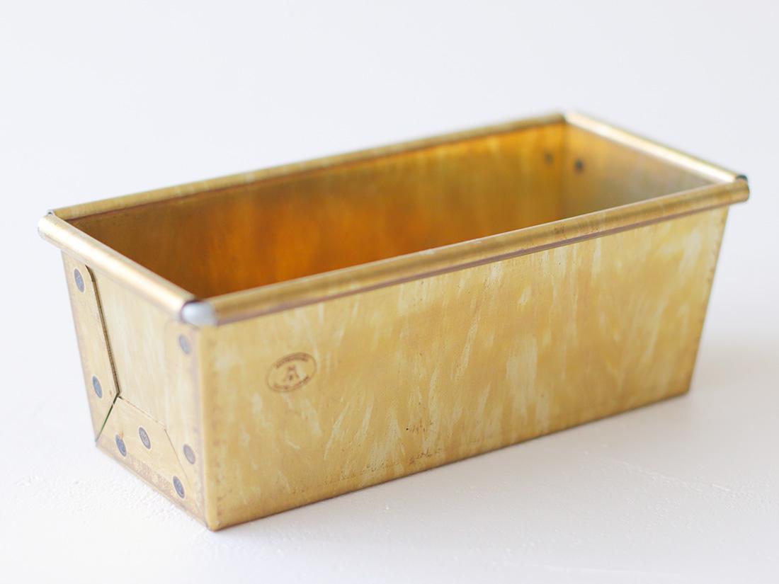松永製作所 黄金ミニ食パウンド型 14cm