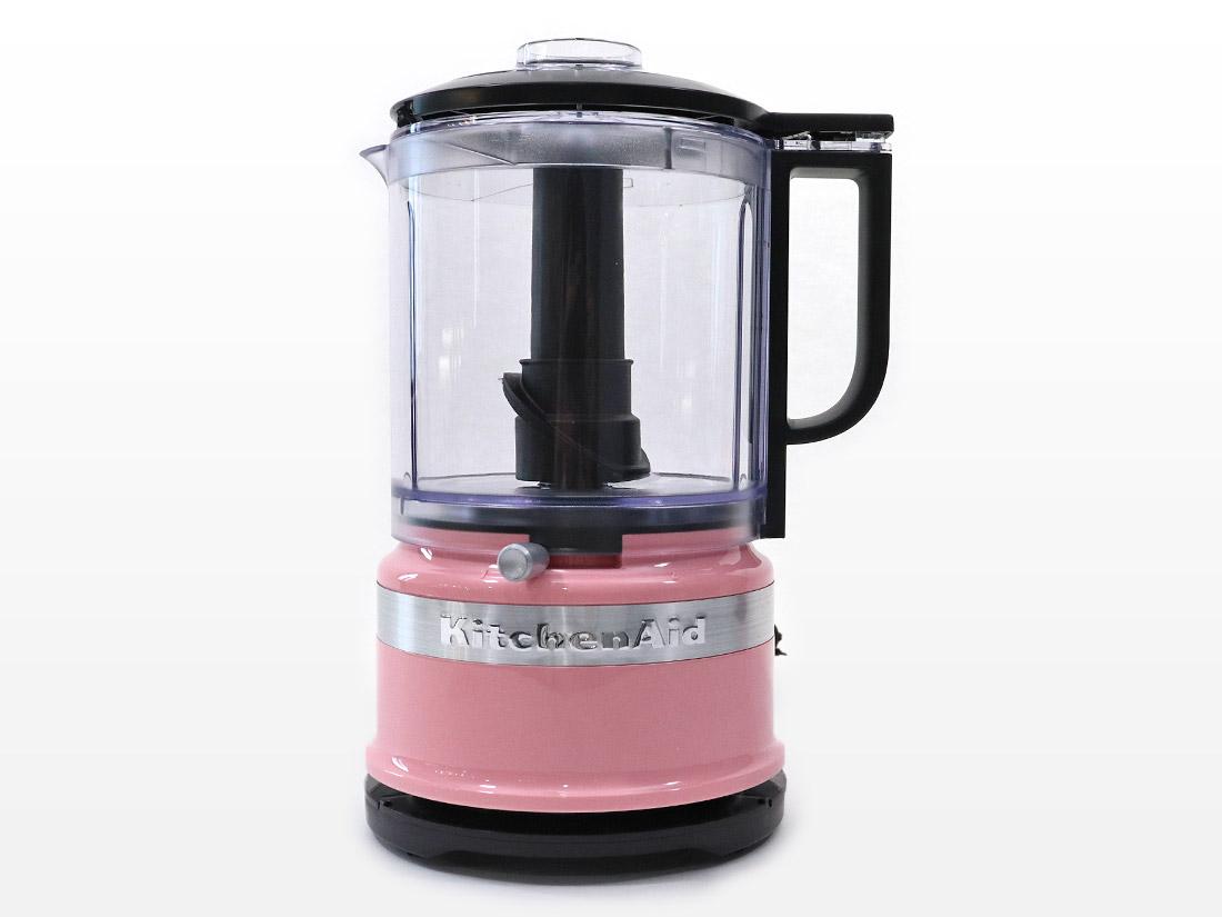 キッチンエイド 5C フードプロセッサー ピンク
