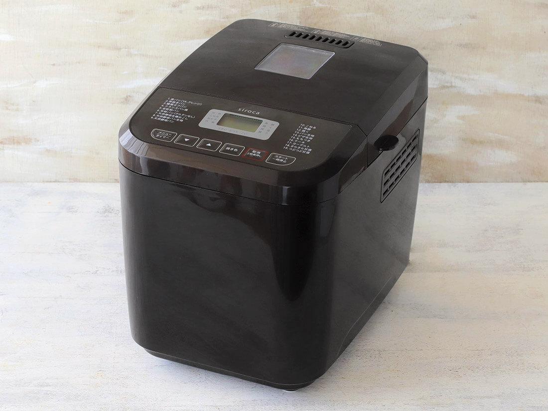 siroca 1斤ホームベーカリー SB-1D151