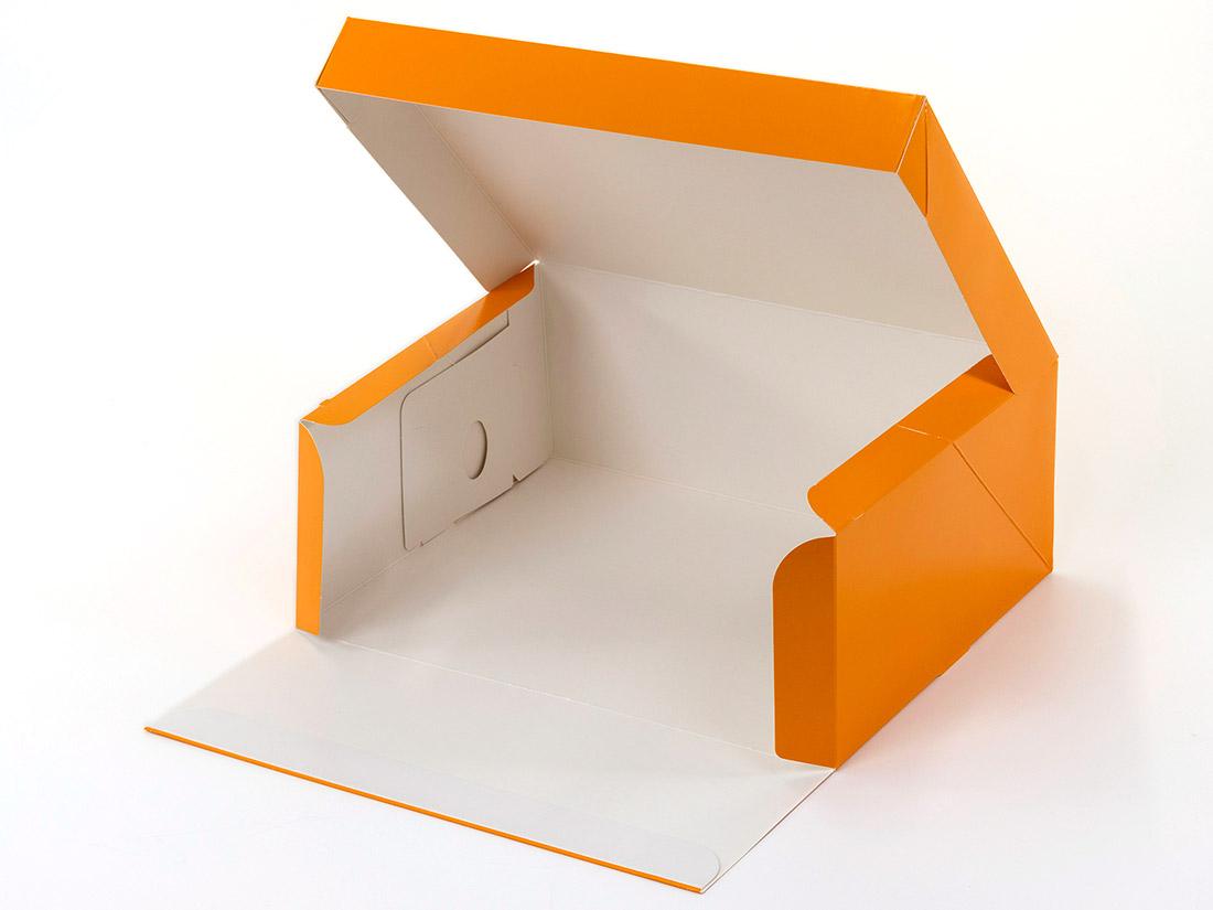 オレンジ 箱 インスタ 質問