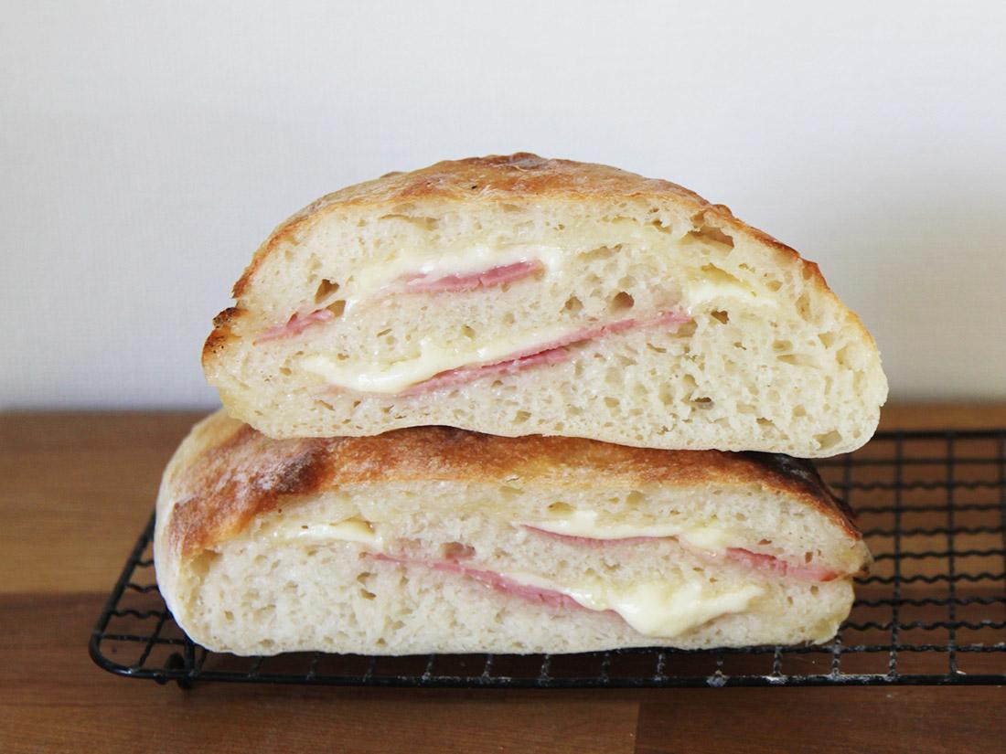 おうち パン レシピ