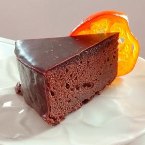 塩キャラメルチョコレートケーキ by mihoM